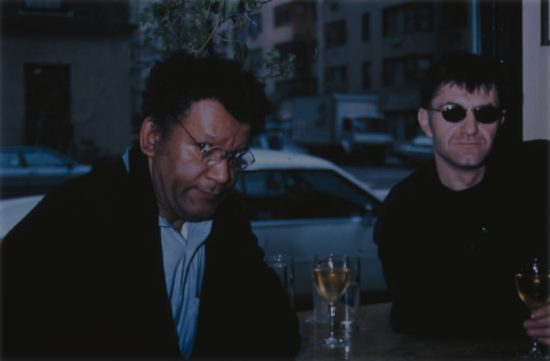 Anthony Braxton with Velibor Pedevski image 0