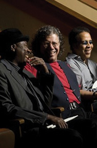 After decades of moving ever-forward and conjuring up new bands and projects, jazz keyboard great Chick Corea has been retracting into the past of late. Last year, he revived the long-dormant, mid-'70s version of Return to Forever, the rockier and more widely popular-and critically questioned-model with guitarist Al Di Meola, bassist Stanly Clarke and drummer […]