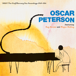 Oscar Peterson on Verve Select