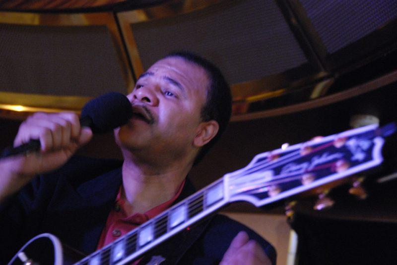 Henry Johnson on The Jazz Cruise 2009