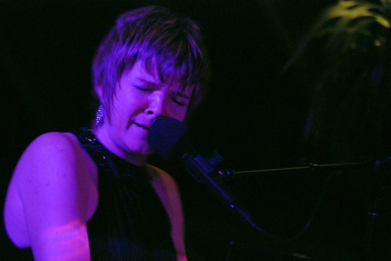 Karrin Allyson on The Jazz Cruise 2009