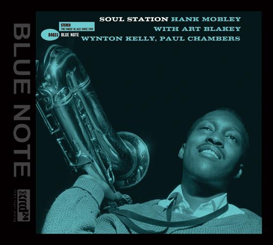 Hank Mobley's Soul Station in XRCD Format