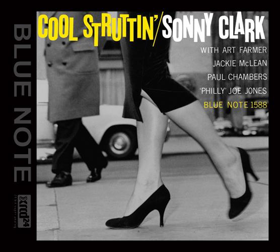 Sonny Clark's Cool Struttin' in XRCD Format