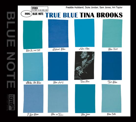 Tina Brooks' True Blue in XRCD Format