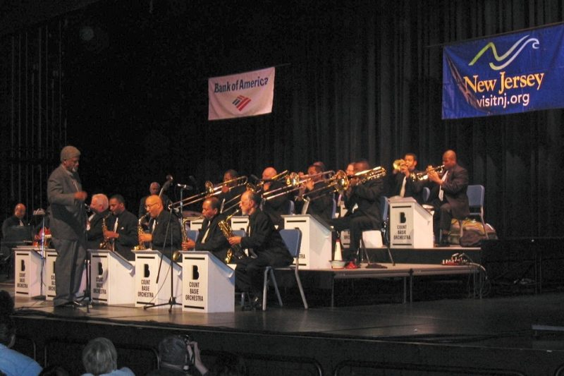 Count Basie Orchestra at Cape May Jazz Festival