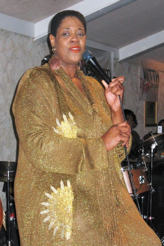 Denise Thimes at Cape May Jazz Festival