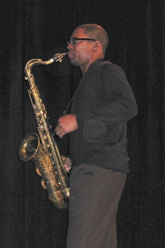 Ravi Coltrane at Cape May Jazz Festival