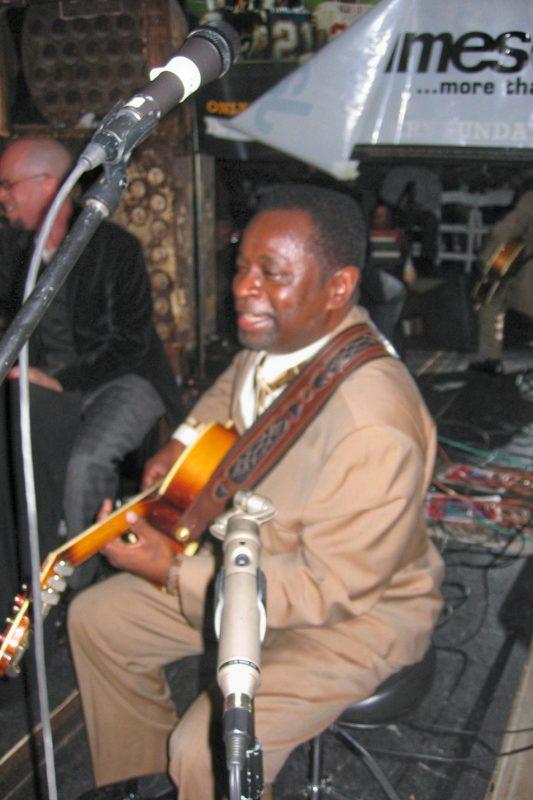 Teddy Royal at Cape May Jazz Festival