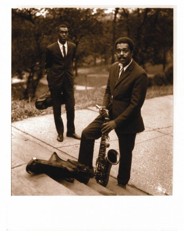 Donald and Albert Ayler, New York 1966