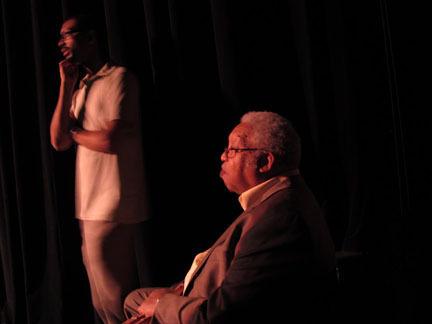 Ellis Marsalis at 2010 Panama Jazz Festival