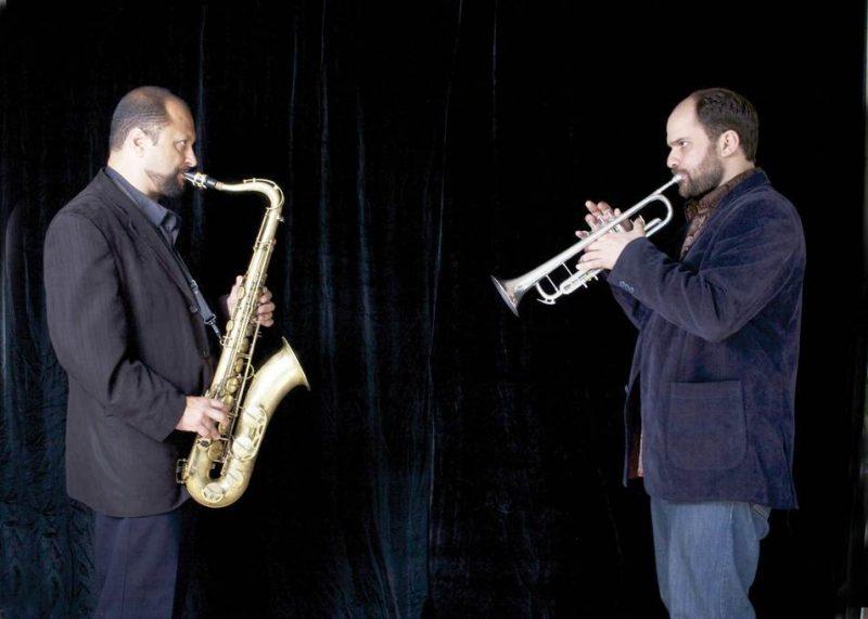 Amir ElSaffar and Hafez Modirzadeh