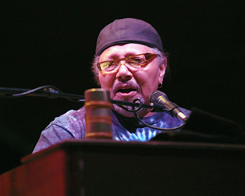 Art Neville at Sonoma Jazz+