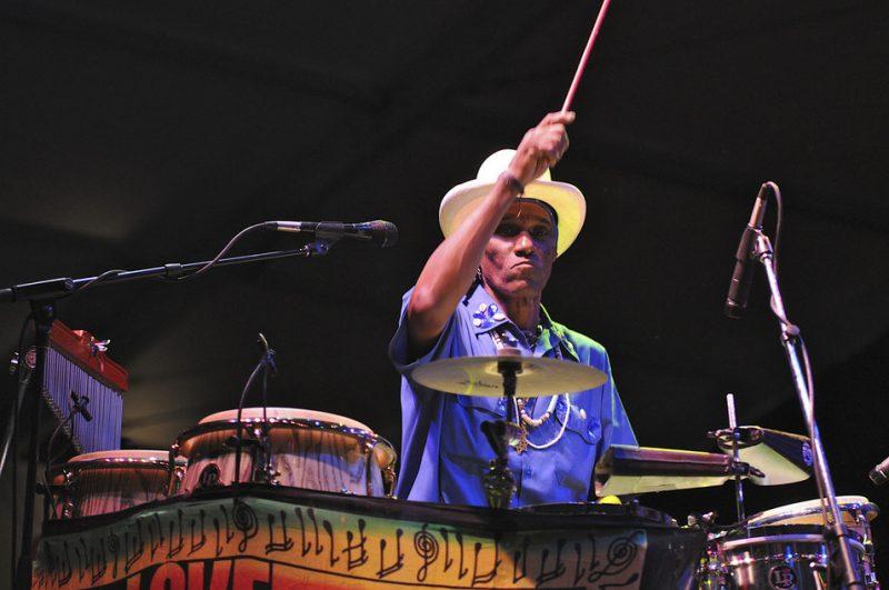 Cyrille Neville at Sonoma Jazz+