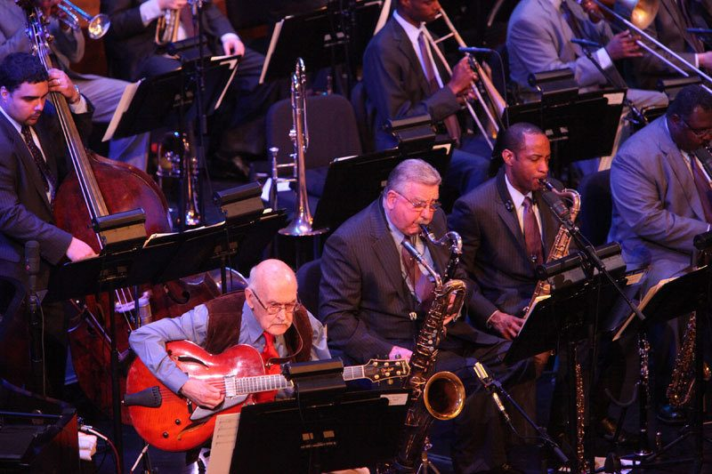 Jim Hall with Jazz at Lincoln Center Orchestra