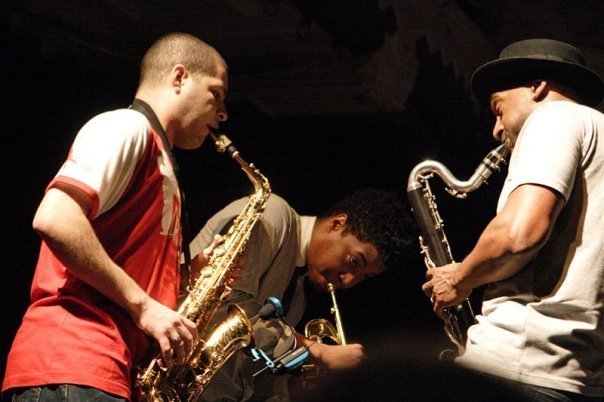 Alex Han, Christian Scott and Marcus Miller on Tutu Revisited tour