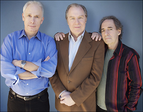 Christopher Guest, Michael McKean and Harry Shearer