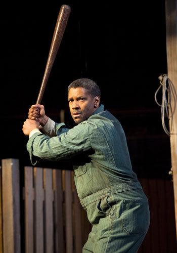 """Denzel Washington as Troy Maxson in """"Fences"""""""