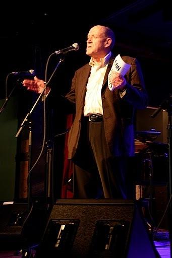 Francis Davis at JJA awards in NYC