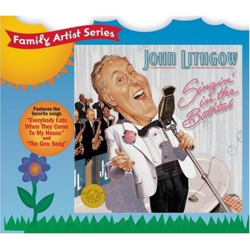 Singing in the Bathtub by John Lithgow