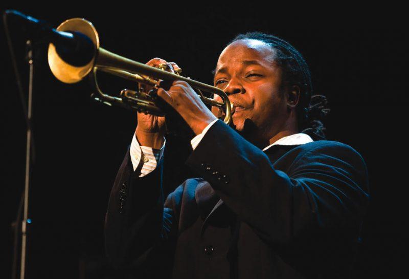2007 Thelonious Monk Competition winner Ambrose Akinmusire