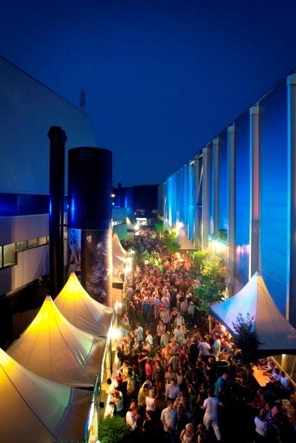 Scene from Curacao North Sea Jazz Festival