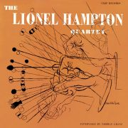 Lionel Hampton album cover with art by David Stone Martin. Courtesy of Universal Music Group, Anthony Martin and the Estate of David Stone Martin  image 0