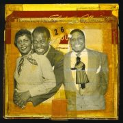 Lucille and Louis Armstrong and (probably) Clarence Williams image 0