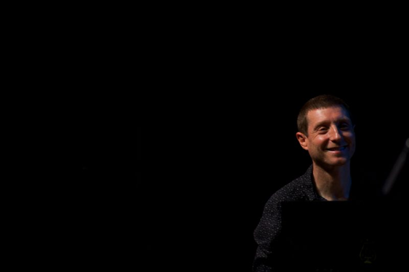 Benny Green performed with the Cannonball Adderley Tribute and Anat Cohen's quartet at Litchfield Jazz Festival 2010