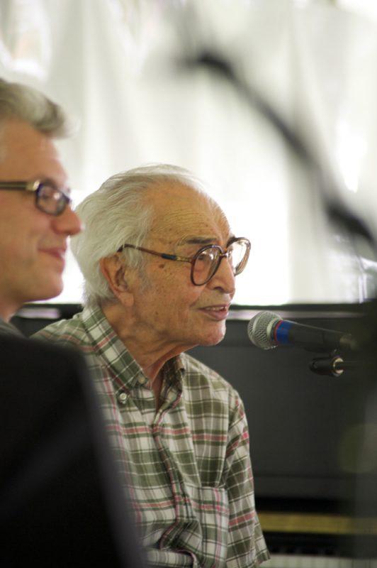 Litchfield Jazz Festival's first Artist-in-Residence, drummer Matt Wilson leads an Artist Talk with Dave Brubeck.