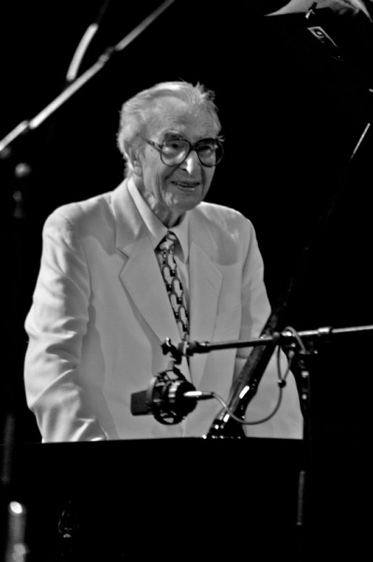 Dave Brubeck at Litchfield Jazz Festival 2010