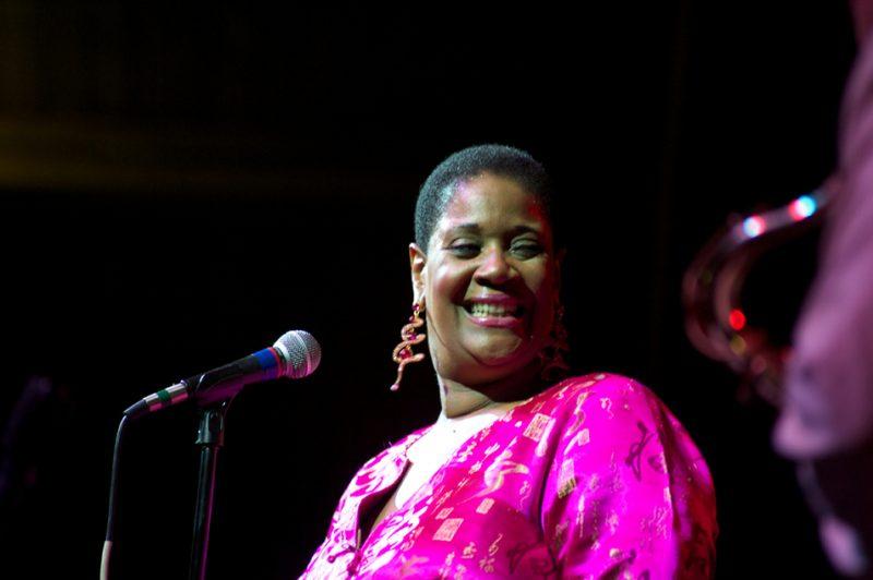 Denise Thimes at Litchfield Jazz Festival 2010
