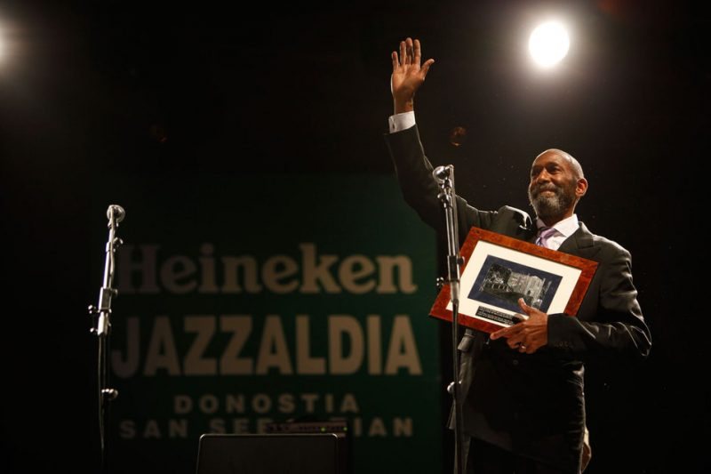 Ron Carter at Jazzaldia 2010