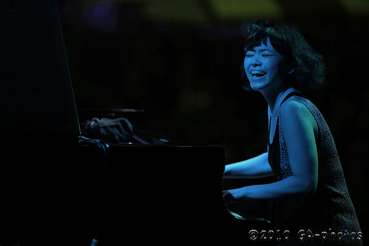 Hiromi at the 2010 Telluride Jazz Celebration