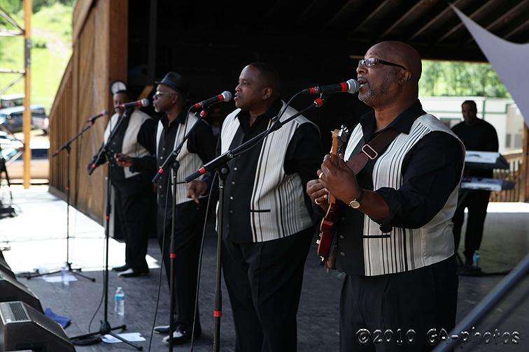 Gospel Hummingbirds at the 2010 Telluride Jazz Celebration