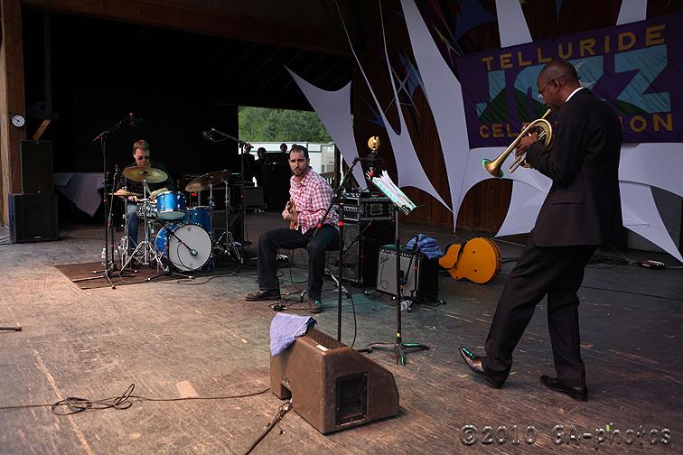 Charlie Hunter at the 2010 Telluride Jazz Celebration