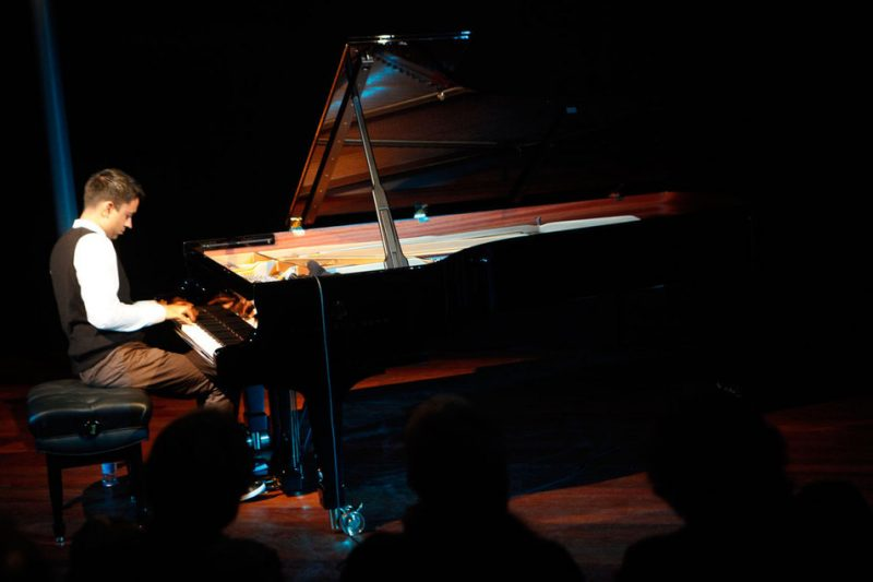 Vijay Iyer at Jazzaldia 2010