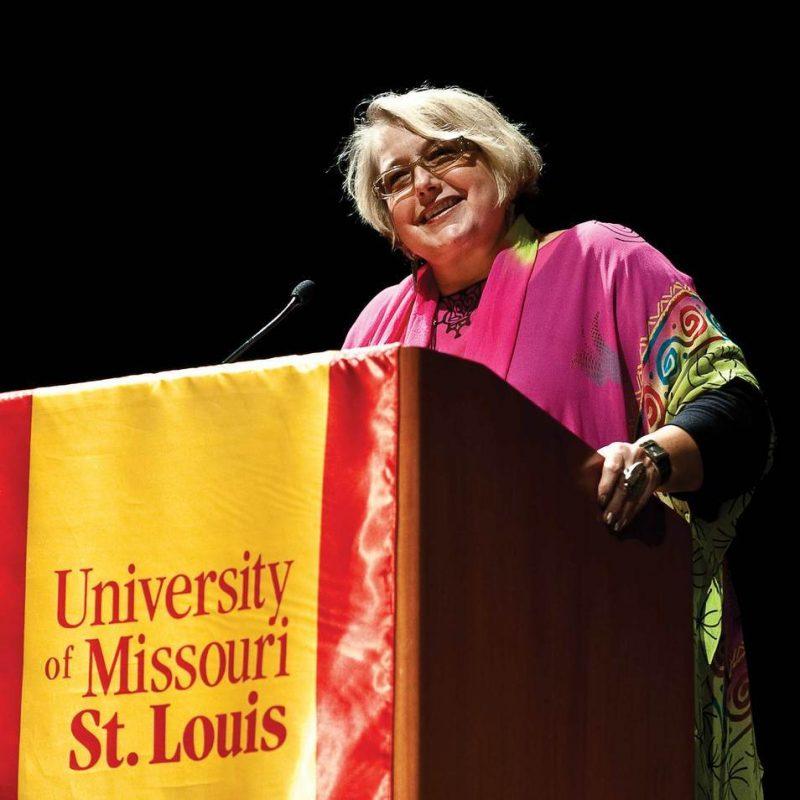 Mary Jo Papich at 2010 JEN Conference