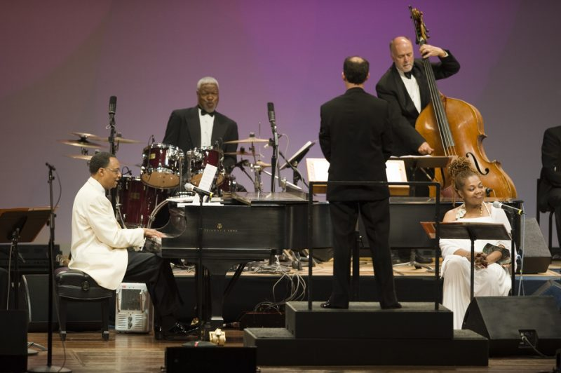 Ramsey Lewis performing Proclamation of Hope in 2009
