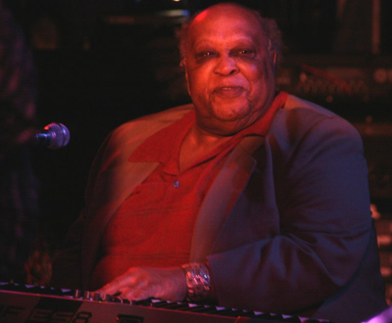 Les McCann at 2010 Cape May Jazz Festival