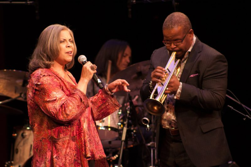 Patti Austin and Terence Blanchard