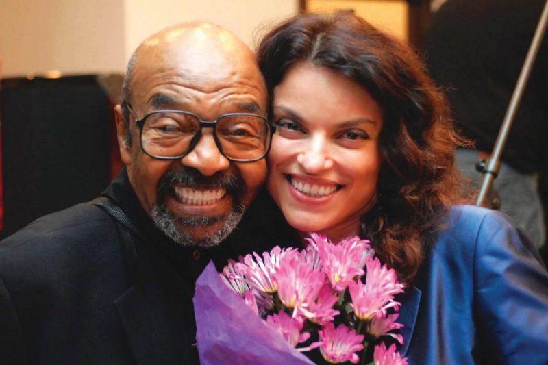 James Moody and Roberta Gambarini