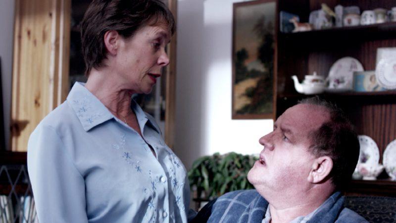 "Still from BBC Short Film ""Conversation Piece"""