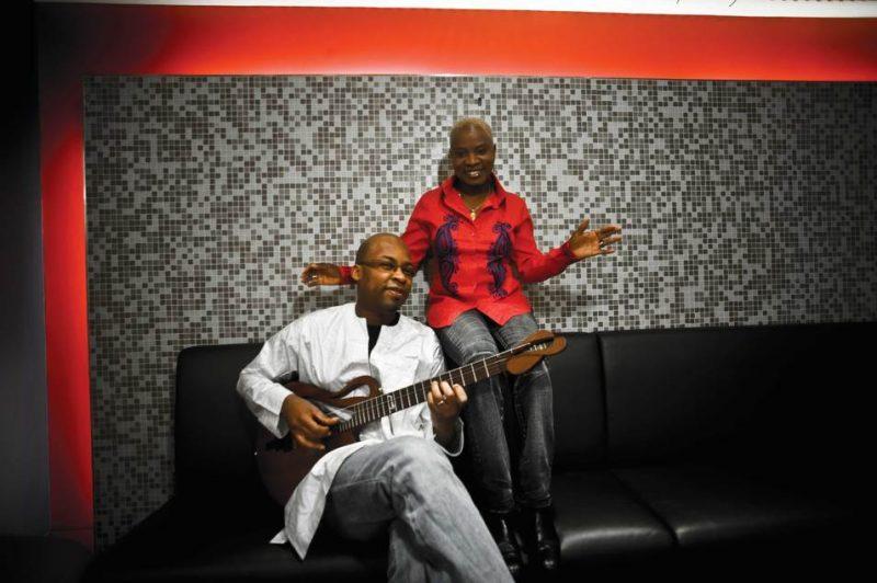 Lionel Loueke & Angelique Kidjo