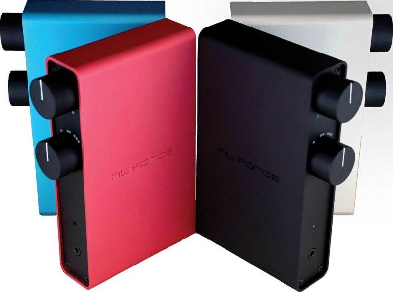 NuForce Icon-2 mini-amplifier