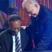 Ramsey Lewis and Larry Rosen image 0