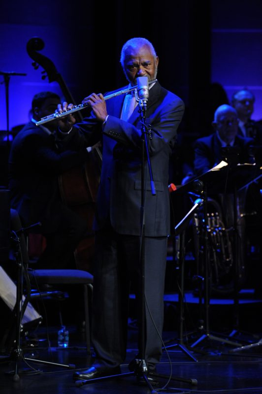 2011 NEA Jazz Master Hubert Laws