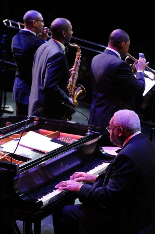 2011 NEA Jazz Masters Delfeayo, Branford, Wynton and Ellis Marsalis