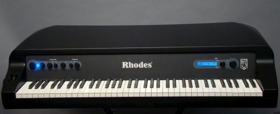 Rhodes piano image 0