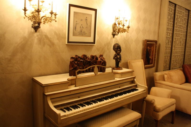 Inside the Louis Armstrong House