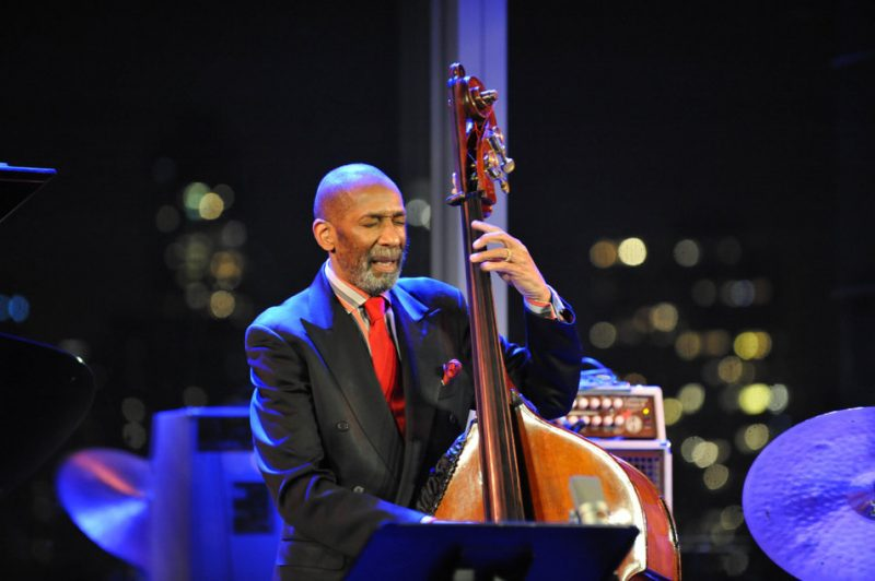 Ron Carter at the 3rd annual Playing Our Parts benefit concert in memory of bassist Dennis Irwin